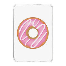 Pink Strawberry Glazed Doughnut Case Cover for Kindle Paperwhite - Funny Food