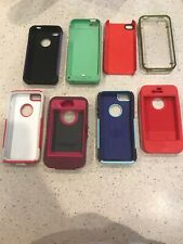 iPhone Various Phone Cases Random Types (Lot of 8) 4 Otter Box