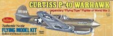 Guillows [GUI] Curtiss P40 Warhawk Wooden Model Kit GUI501