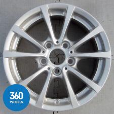 """Genuine BMW serie 16"""" 3 4 390 7J V habló Rueda de Aleación de plata F30 F31 F33 6796236"""