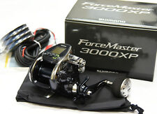 2017 NEW Shimano Force Master 3000XP With PE Line #8(80lb)-200m Electric Reel