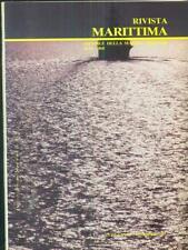 RIVISTA MARITTIMA 11 / NOVEMBRE 1989  AA.VV. RIVISTA MARITTIMA 1989