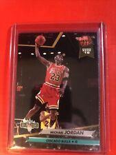 1992-93 Fleer Ultra NBA Jam Session Michael Jordan #216, Chicago Bulls, HOF