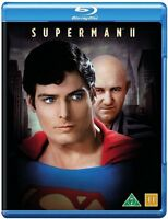 Superman 2 Blu Ray (Region Free)