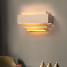 Up & Down LED Light Modern Indoor Wall Lamp Lighting Scones Warm White Decor
