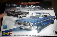 REVELL 85-2076 1964 Ford Fairlane Street Machine 2n1 1/25 MODEL CAR MOUNTAIN FS