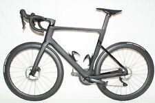 Full carbon road bike , frame AERO A9 , carbon wheels, Shimano Ultegra Disc