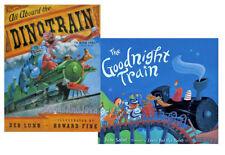 The Goodnight Train (pb) June Sobel & All Aboard the Dinotrain (pb) Deb Lund 2pk