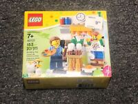 Lego 40121 Painting Easter 2015 set