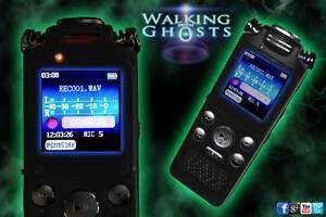 EVP Quality Black Metal Digital Voice Audio Recorder 8Gb Paranormal Equipment