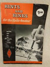 Arrl Hints and Kinks for the Radio Amateur ~ Volume 7 ~ copyright 1965
