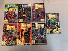 I-Bots 1-7 Komplettset George Perez Howard Chaykin Tekno Comix Comics 1995