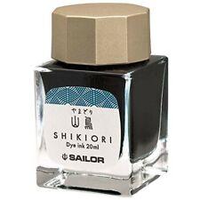 Sailor Fountain Pen Bottle Ink Shikiori Yamadori 13-1008-207