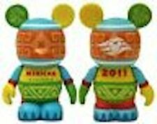 DISNEY DCL VINYLMATION CRUISE LINE NEW 3'' MEXICAN RIVIERA LE 1500 MEXICO IN BOX