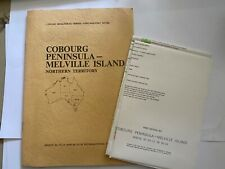 Geological Series of Northern Territory - Cobourg Peninsula Geological Map 1975