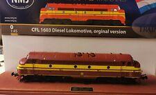 NMJ  Diesellok  NOHAB  CFL   Spur 0 2-Leit Digital / Sound 1/45, letzte Digitale