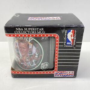 Larry Bird Boston Celtics NBA Superstar Coffee Cup Mug, Sports Impressions