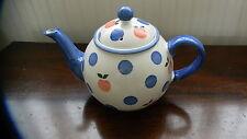 Arthur Wood Pottery Tea Pots
