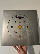 NEW SUPER RARE Coldplay - Music of the Spheres COLORED Vinyl LP Infinity Station