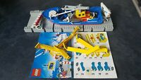 Lego 6541 Vintage Classic Town Intercoastal Seaport unfinished project Rare