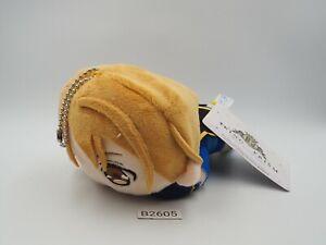 """King of Prism B2605  Hiro Hayami SEGA nesoberi Plush 7"""" TAG Toy Doll Japan"""