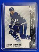 2019-20 Upper Deck Premier Hockey #13 Auston Matthews 210/299 Toronto Maple Leaf