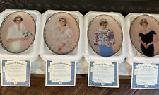 Plate Set Diana: Queen of our Hearts.Princess Royal. True Enchanting Radiant.