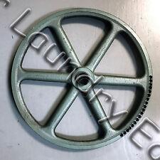 """Alliance / UniMac / Huebsch / Speed Queen Drum Washer Pulley 18"""", F280168"""
