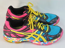 ASICS Gel Flashpoint Volleyball Shoes Women's Size 9.5 US Near Mint Condition