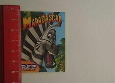 Autocollant/sticker: PEZ Madagascar (200117146)