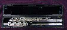 ALTUS FLUTE - model 1007 RBE - STERLING SILVER TUBE - New - Ships FREE WORLDWDE