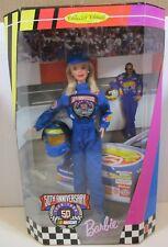 NASCAR 50th Anniversary Barbie Doll National Association Stock Car AutoRacing N2