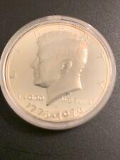 1976 S 50C Silver Proof Kennedy Bicentennial Half Dollar