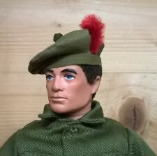 Banjoman 1:6 Scale Custom Made Black Watch Tam O'Shanter For Action Man  G I Joe