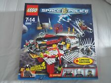 Lego 5980 Space Police Squidman's Pitstop Limited Edition New MISB RARE in UK
