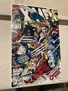 X-men #5 Appearance of Omega Red XMEN Marvel Comic