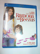Ramona and Beezus Blu-ray movie based on classic kids book Selena Gomez NEW!