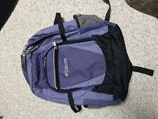 Columbia Sportswear Company Purple Padded Hiking School Backpack