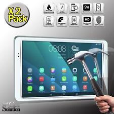 2 PACK IN VETRO TEMPERATO PROTEGGI SCHERMO per Huawei MediaPad T1 10 Tablet