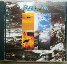 Marillion Season's End CD LIKE NEW RARE OOP