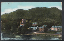 Scotland Postcard - Dunkeld and River Tay    RS7538