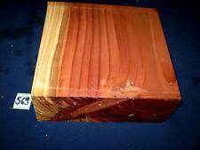 Redwood Mammutbaum  Drechselholz   205 x 205 x 76 mm   Nr. 569