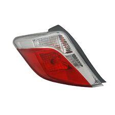 2012 2013 2014 TOYOTA YARIS HATCHBACK TAIL LAMP LIGHT LEFT DRIVER SIDE