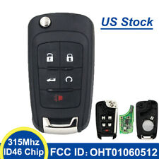 2 Remote Key fob for 2010 2011 2012 2013 2014 2015 2016 Chevrolet Camaro Equinox