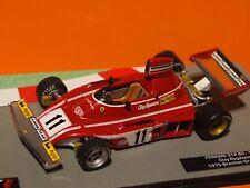 1975 Formula 1  Clay Regazzoni Ferrari 312 B3  1:43 Scale