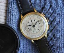 Universal Geneve Compur Chronograph Watch, Jumbo, 38mm, Vintage, Caliber 287