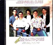 JOSE MIGUEL CLASS - EL GALLITO DE MANATI Y LOS SAXOFONES DE MAYAGUEZ  - CD