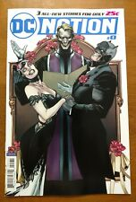 DC Nation #0 Batman Joker 1:250 Variant Cover Mann DC Comics Catwoman Wedding