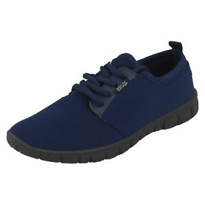 Ladies Reflex 'F7051' Casual Lace Up Trainers