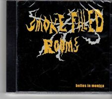 (FM141) Smoke Filled Rooms, Belles In Monica - 2003 sealed CD